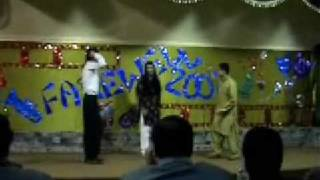 Dosti Skit - Farewell party 2008 (Ayub Medical College)