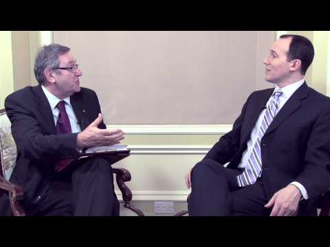 Raymond Arroyo of EWTN Interview.
