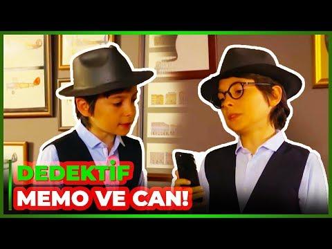 Memo ve Can DEDEKTİF OLURSA - İkizler Memo-Can Özel Sahneler