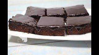 Browni Tarifi I Çikolatalı Kakaolu Islak Brownie Kek Tarifi I Brownie Rezept
