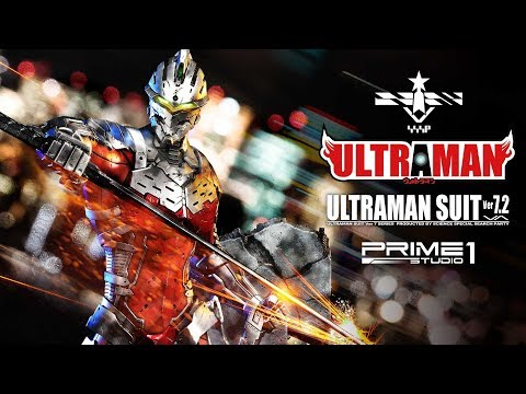 Prime1Studio: Ultraman Suit Version 7.2 (Ultraman) Statue