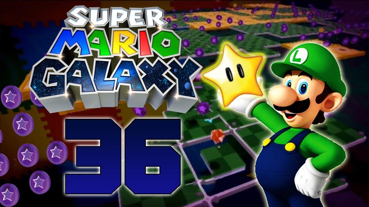 Super Mario Galaxy Lets Play Super Mario Galaxy Part 36 Lila
