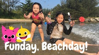 Gambar cover FUNTIME: SWIMMING WITH FAM (Vlog #9) | Viang & Gab