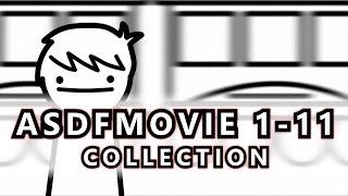 asdfmovie 1-11 (Complete Collection) 4k HD - asdf movie 1 to 11 all asdf movies asf
