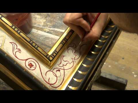 Making a 16th century style Cassetta frame