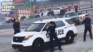 GTA 5 Police Mod - LSPDFR #247 - Ambushed