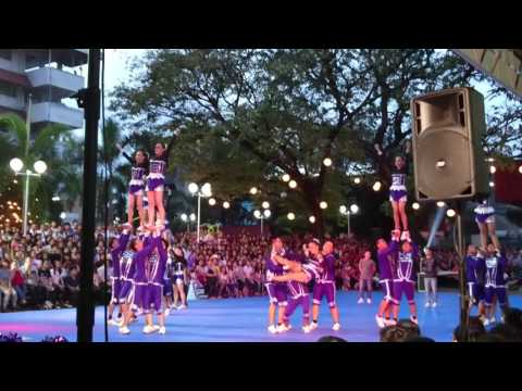 TIP MANILA 2017 CHEERDANCE COMPETITION - INDUSTRIAL ENGINEERING