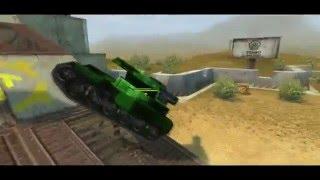 Одиночный паркур танки онлайн №4