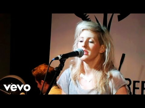 Ellie Goulding  The Writer  At The Cherrytree House