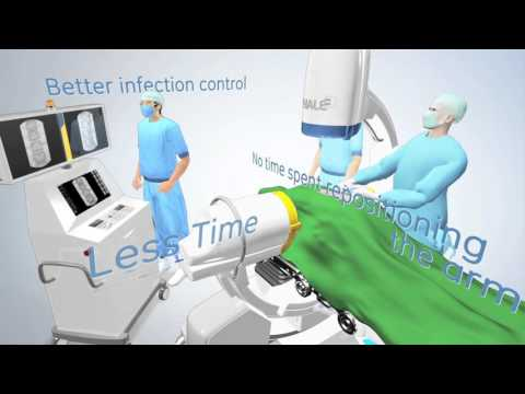 G-Arm GXi 2 Surgical Imaging System from Whale Imaging