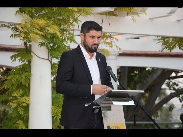 Presentación Rally Gibralfaro 1/3 (Intervención de Mario Pérez)