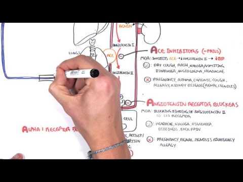 pharmacology---antihypertensives