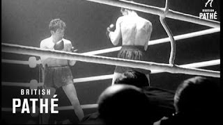 Dower Wins Title - And Bride (1955)
