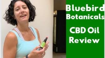 Bluebird Botanicals CBD Oil Review 🧪 Do They Use Glyphosate ?
