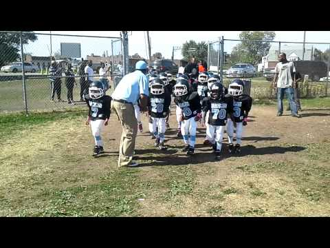 Herbert Hoover Eagles Undefeated Superbowl Champs