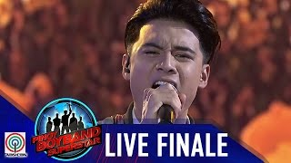 "Pinoy Boyband Superstar Grand Reveal: Russell Reyes - ""All I Ask"""