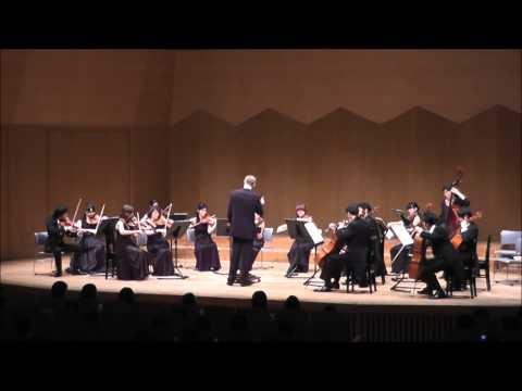 弦楽のためのセレナード ホ長調 Op.22 第3楽章