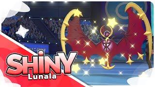 [Live] Shiny Lunala iฑ 42 Max Raid Adventures in Crown Tundra!