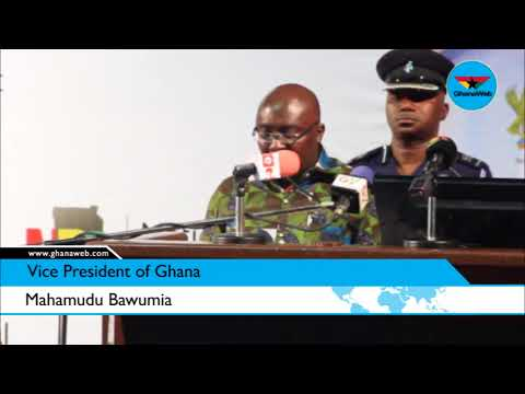 Ghana's ports to undergo major reforms - Dr Bawumia