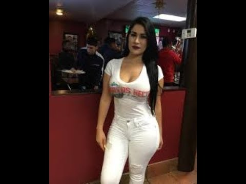 Mexican Hooters Girls   Mariscos Hector