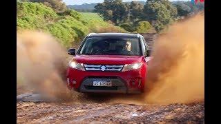 Suzuki Vitara 1.6 GLX AWD - Test - Matías Antico - TN Autos