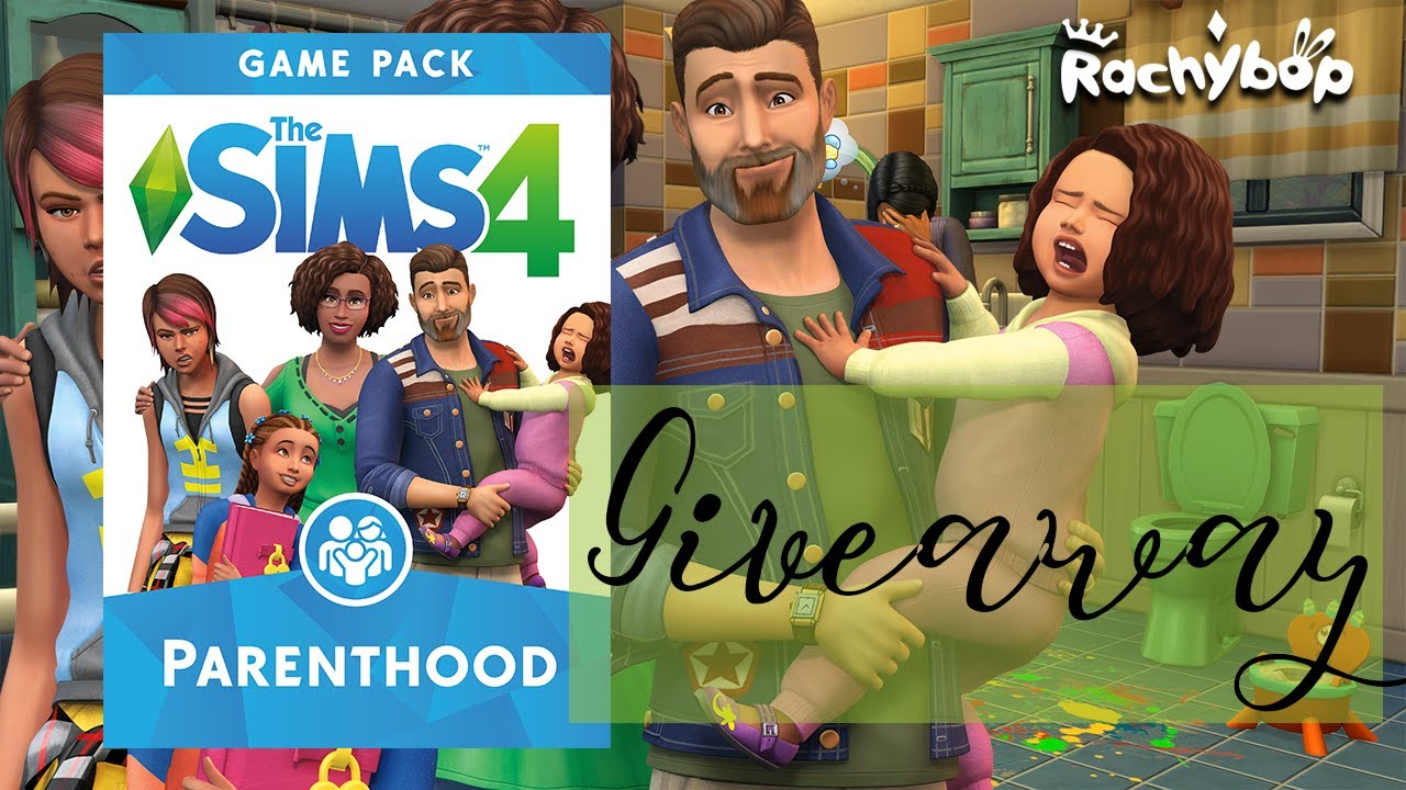 sims 4 giveaway the sims 4 parenthood game pack closed giveaway youtube 2256
