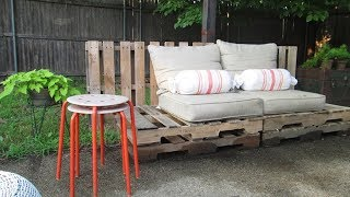 Cheap Garden Furniture Ideas - Outdoor Furniture Decor Design