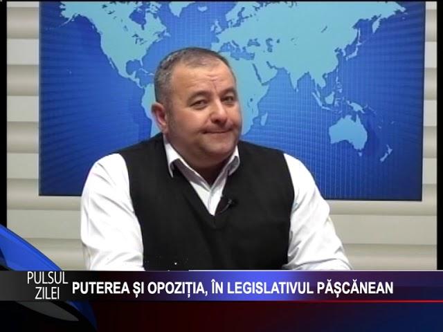 PULSUL ZILEI:  PUTEREA ȘI OPOZIȚIA, ÎN LEGISLATIVUL PĂȘCĂNEAN
