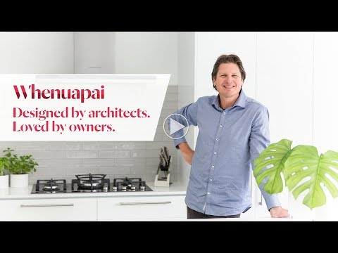Whenuapai - Designed by architects. Loved by owners. - Fletcher Living
