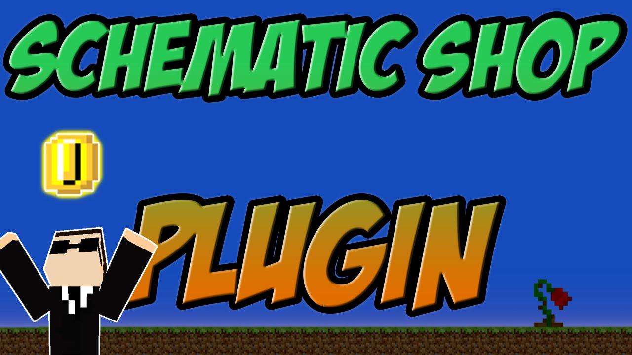 Schematic shop bukkit plugin minecraft 18 spigot german schematic shop bukkit plugin minecraft 18 spigot german tutorial sciox Images