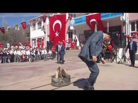 Ödemiş nevruzu Hamamköy'de kutladı (4)
