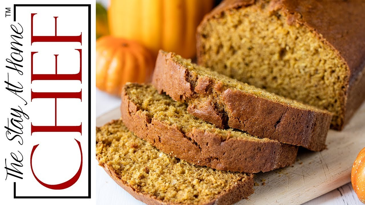 Moist pumpkin bread from scratch youtube moist pumpkin bread from scratch forumfinder Images
