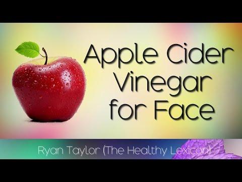 Apple Cider Vinegar: for Face