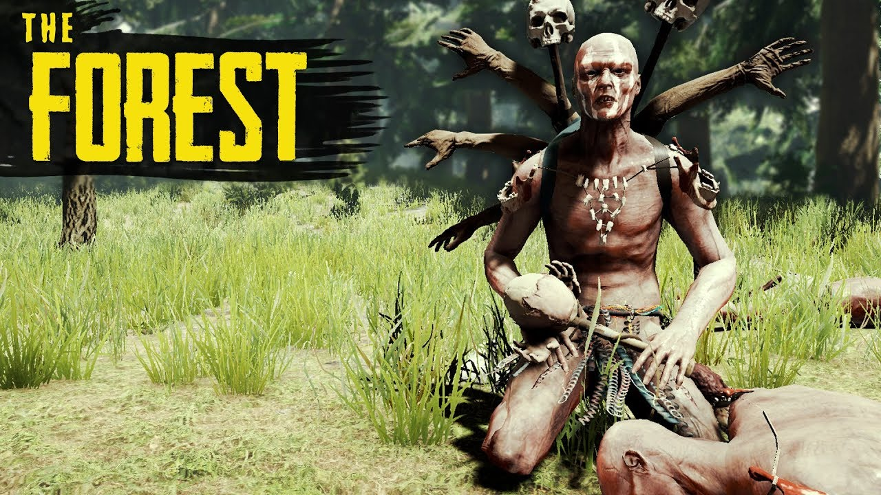 How To Make Cannibals Kneel The Forest Beginner S Guide Youtube