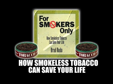Dr. Rodu Interview: How Smokeless Tobacco Can Save Your Life
