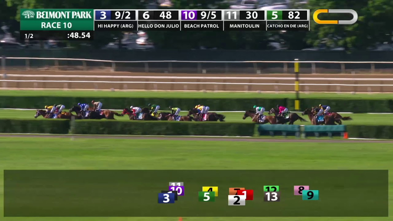Spring Quality - 2018 - The Woodford Reserve Manhattan Stakes