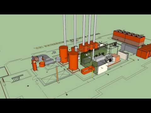 3d walk through mechanical penthouse layout condo youtube