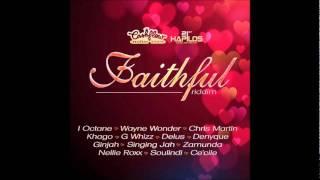 Gambar cover I Octane   Topic Of The Day {Faithful Riddim}   CashFlow Records   Nov 2011