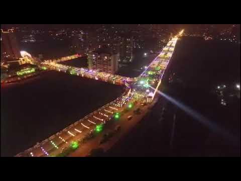 Kalyan raunak city  light 💡show