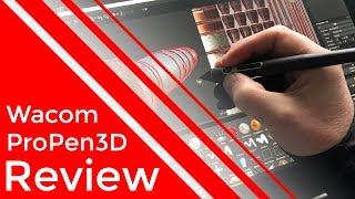 Wacom Pro Pen 3D Review