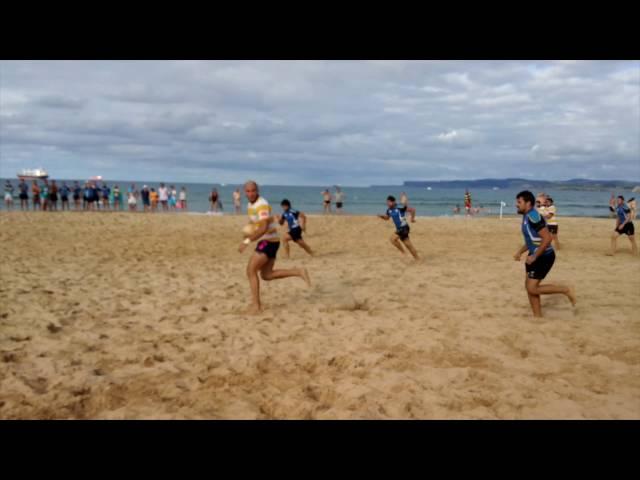 XI Torneo de Rugby Playa Santander