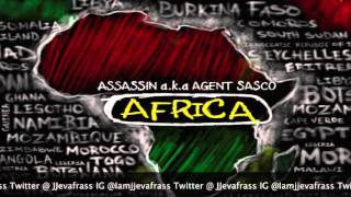 Assassin (Agent Sasco) - Africa - March 2016