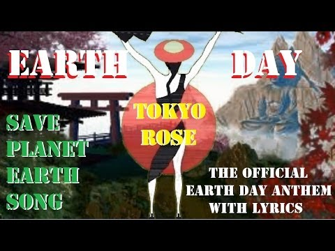 Planet Earth - Save Planet Earth Song for Earth Day Events
