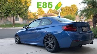 F22 M235i FIRST FILLUP ON E85! *400WHP*