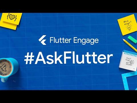 #AskFlutter at Flutter Engage