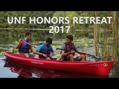 UNF Hicks Honors Retreat 2017