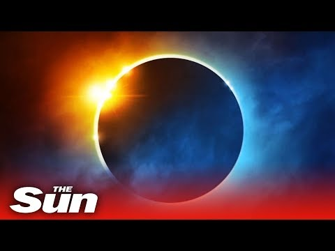 WATCH LIVE - Thousands Watch Solar Eclipse In Chile