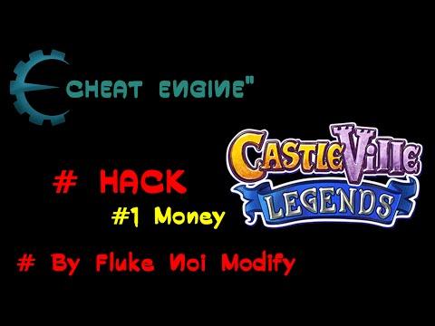 Cheat Engine Hack Castle Ville Legends #1