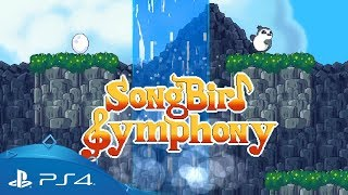 Songbird Symphony | Gameplay Trailer | PS4