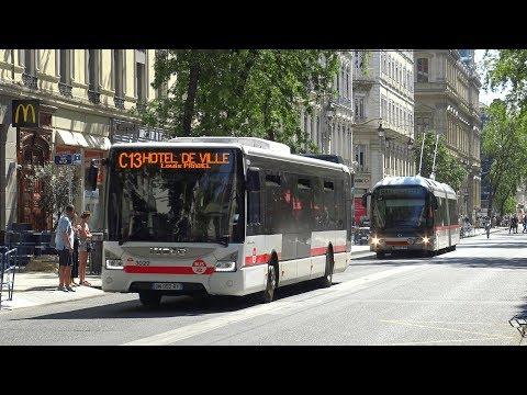 TCL Bus Lyon
